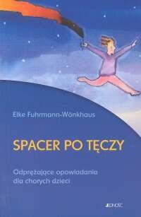 Okładka książki Spacer po tęczy