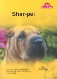 Okładka książki Shar Pei