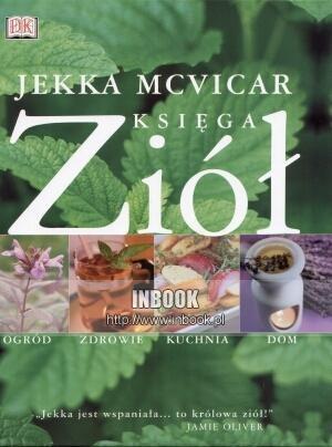 Okładka książki Księga ziół - Jekka Mcvicar