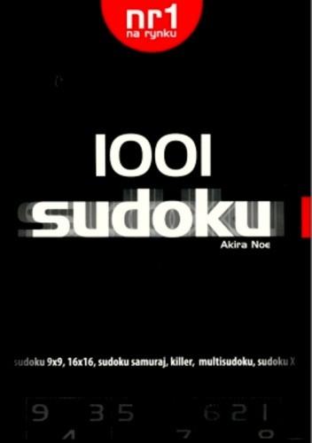 Okładka książki 1001 sudoku