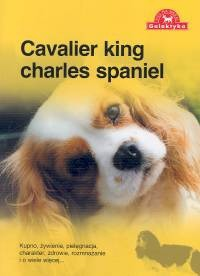 Okładka książki Cavalier king charles spaniel
