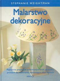 Okładka książki Malarstwo dekoracyjne