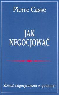 Okładka książki Jak negocjować
