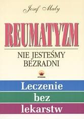 Okładka książki Reumatyzm. Nie jesteśmy bezradni