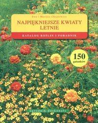 Okładka książki Najpiękniejsze kwiaty letnie
