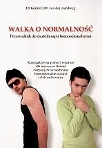 Okładka książki Walka o normalność
