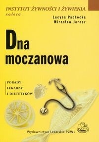 Okładka książki Dna moczanowa