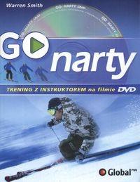 Okładka książki Go Narty Trening Z Instruktorem Na Filmie Dvd