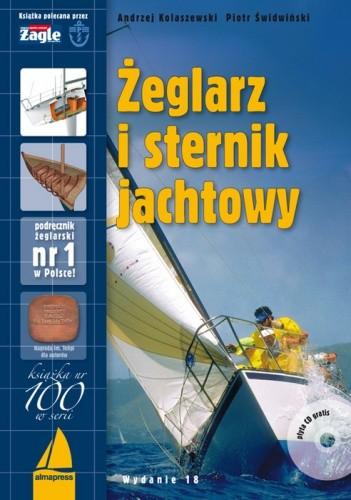 Okładka książki Żeglarz i sternik jachtowy