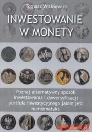 Okładka książki Inwestowanie W Monety