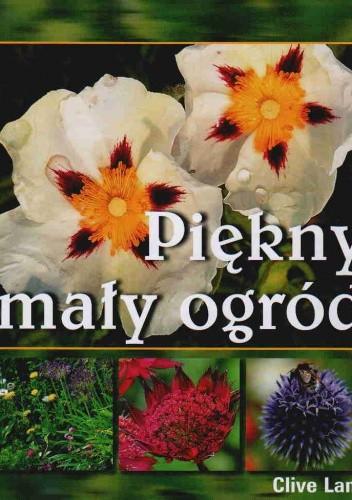 Okładka książki Piękny mały ogród