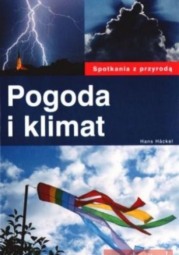 Okładka książki Pogoda i klimat