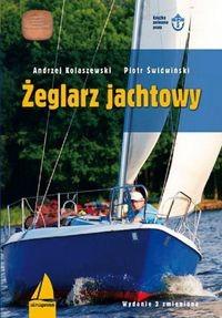 Okładka książki Żeglarz jachtowy