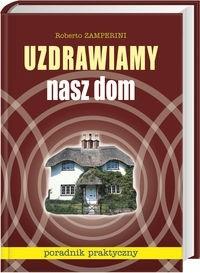 Okładka książki Uzdrawiamy nasz dom