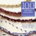 Okładka książki 100 projektów biżuterii z koralików