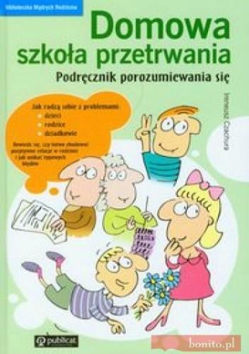 Okładka książki Domowa szkoła przetrwania