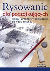 Okładka książki Rysowanie dla początkujących