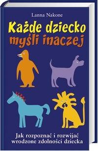 Okładka książki Każde dziecko myśli inaczej