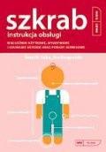 Okładka książki Szkrab. Instrukcja obsługi