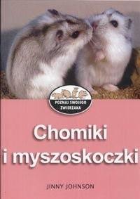 Okładka książki Chomiki i myszoskoczki