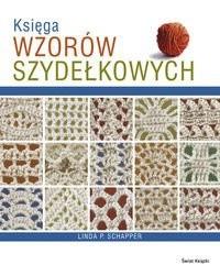 Okładka książki Księga wzorów szydełkowych