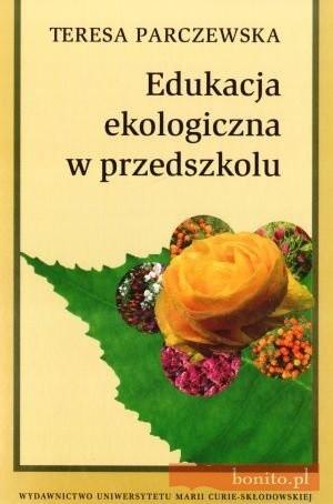 Okładka książki Edukacja Ekologiczna W Przedszkolu