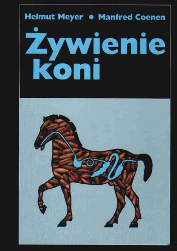 Okładka książki Żywienie koni