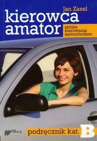 Okładka książki Kierowca amator + DVD