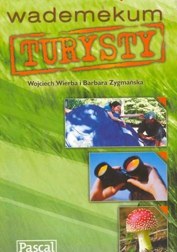 Okładka książki Wademekum turysty dla aktywnych