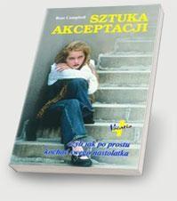Okładka książki Sztuka akceptacji