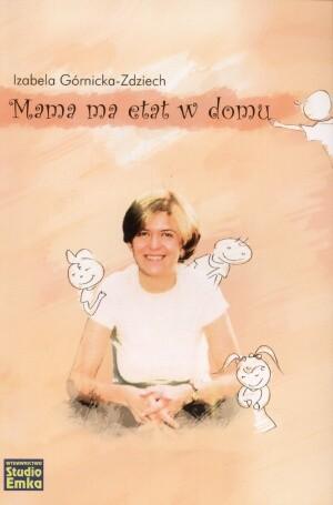 Okładka książki Mama ma etat w domu