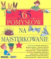 Okładka książki 365 pomysłów na majsterkowanie