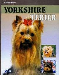 Okładka książki Yorkshire Terier