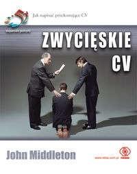 Okładka książki zwycięskie CV