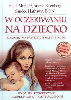 Okładka książki W oczekiwaniu na dziecko