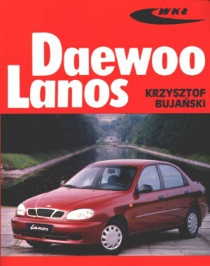 Okładka książki Daewoo Lanos