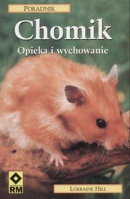 Okładka książki Chomik Opieka i wychowanie