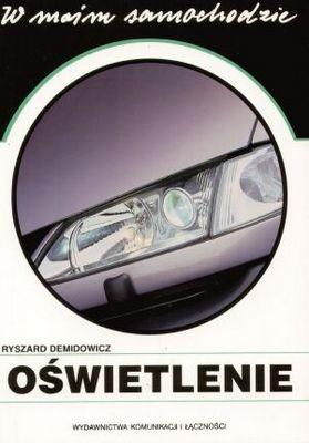 Okładka książki Oświetlenie W moim samochodzie