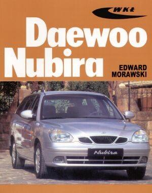 Okładka książki Daewoo Nubira