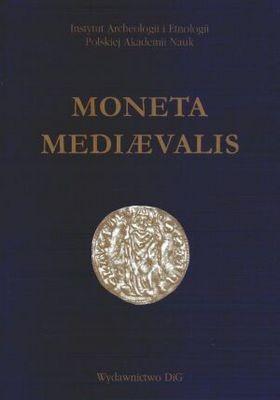 Okładka książki Moneta mediaevalis
