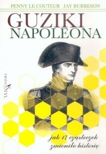 Okładka książki Guziki Napoleona - jak 17 cząsteczek zmieniło historię