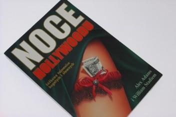 Okładka książki Noce Hollywoodu