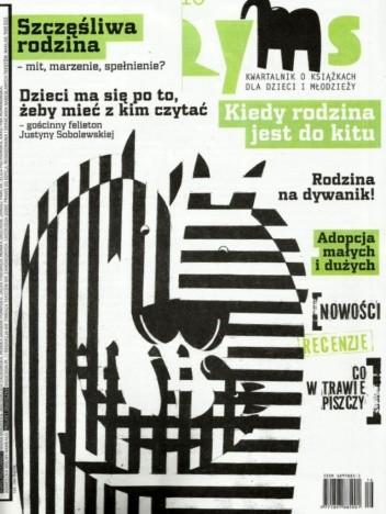 Okładka książki Ryms, nr 16, zima 2011/2012