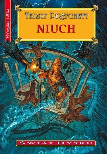 Okładka książki Niuch