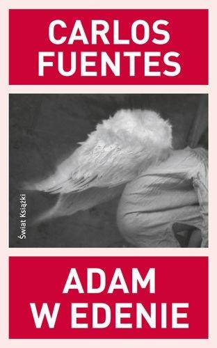 Okładka książki Adam w Edenie