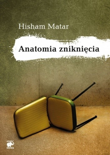 Okładka książki Anatomia zniknięcia