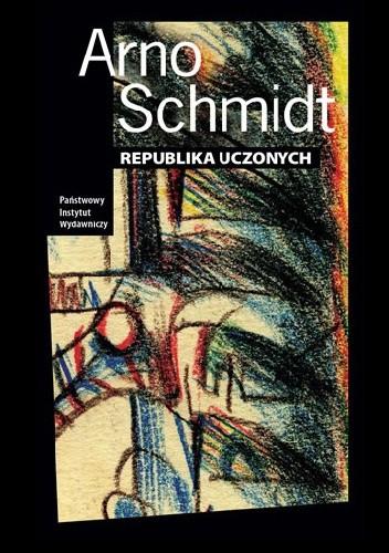 Okładka książki Republika uczonych. Krótka powieść z obszaru końskich szerokości