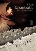 Okładka książki Biedaczyna z Asyżu