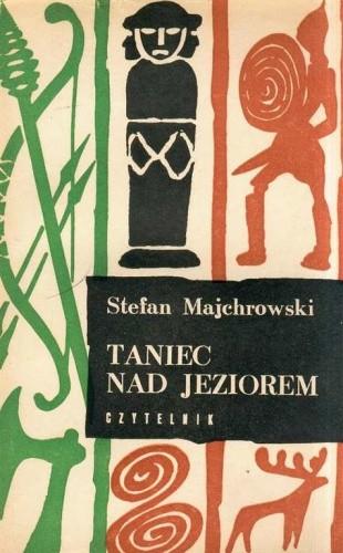 Okładka książki Taniec nad Jeziorem. Saga o Wenedach
