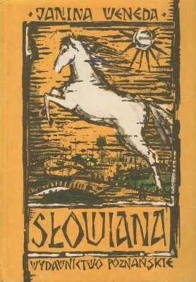 Okładka książki Słowiana: powieść legenda